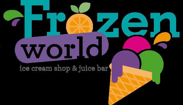 Frozen World/Ice cream shop