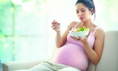nutrición en el embarazo