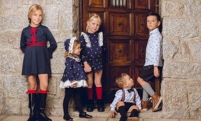 vestimenta infantil