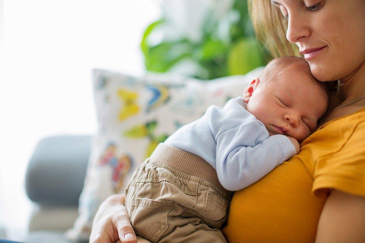 cambios cuando nace el bebe