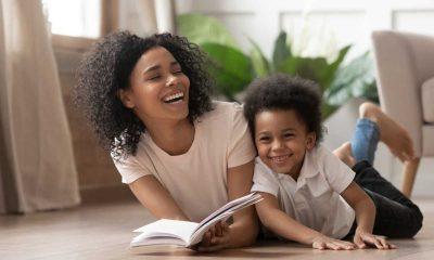 hijos felices